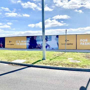 Inspired Printing - Mesh Banners