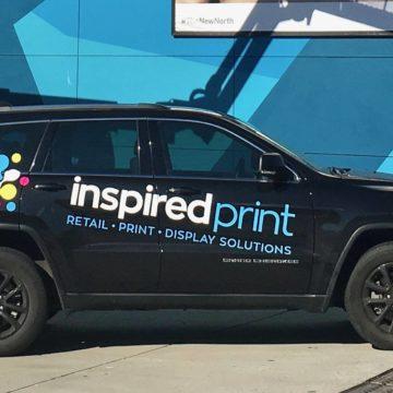 Car Wrap Printing