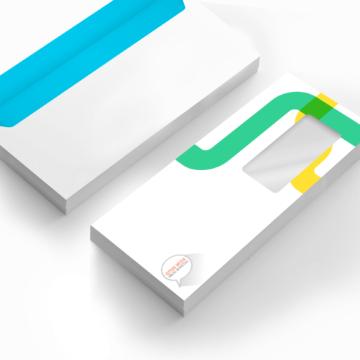 Window Envelope Printing