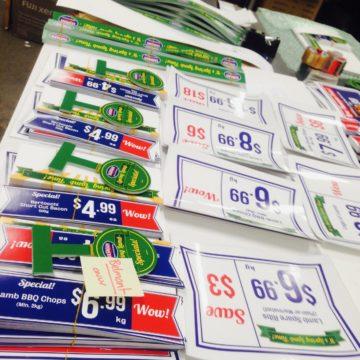 Retail-Label-Printing