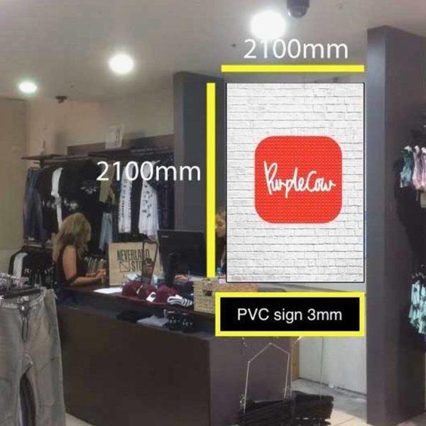 Shop Sign Printing