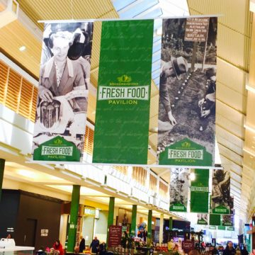 Shopping Centre Signs - Large format printing