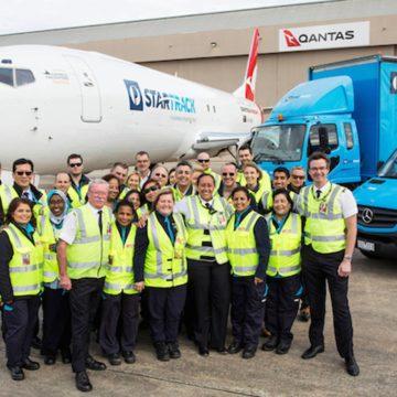 Australia Post and Qantas supersize dedicated air-freight partner