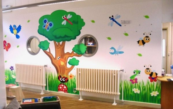 Play Centre Wall Poster Printing