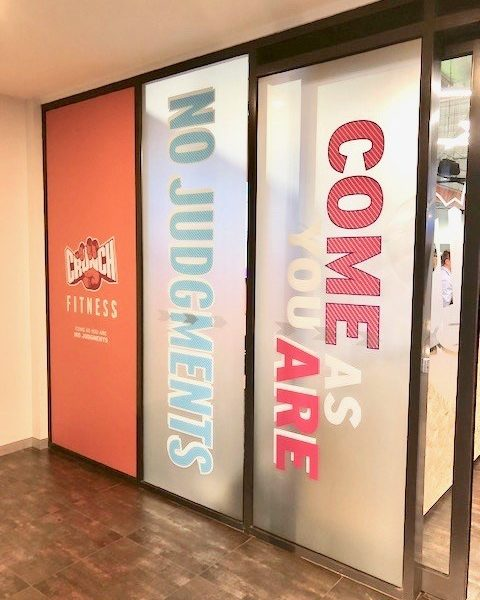 Inspired Printing - Large Format Print Window Decals