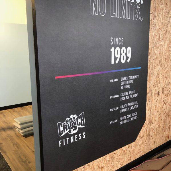 Inspired Printing - Internal Signage