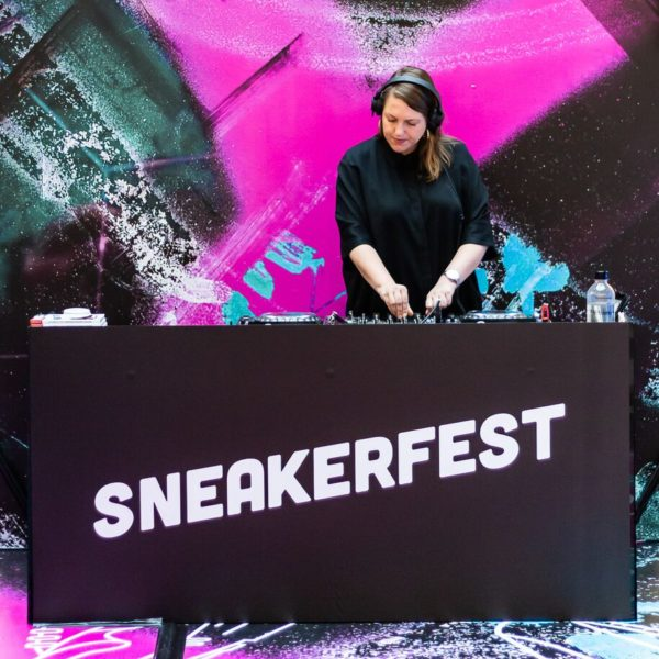 Sneakerfest Event - Inspired Printing Event Signage