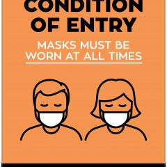 Condtion of Entry Posters